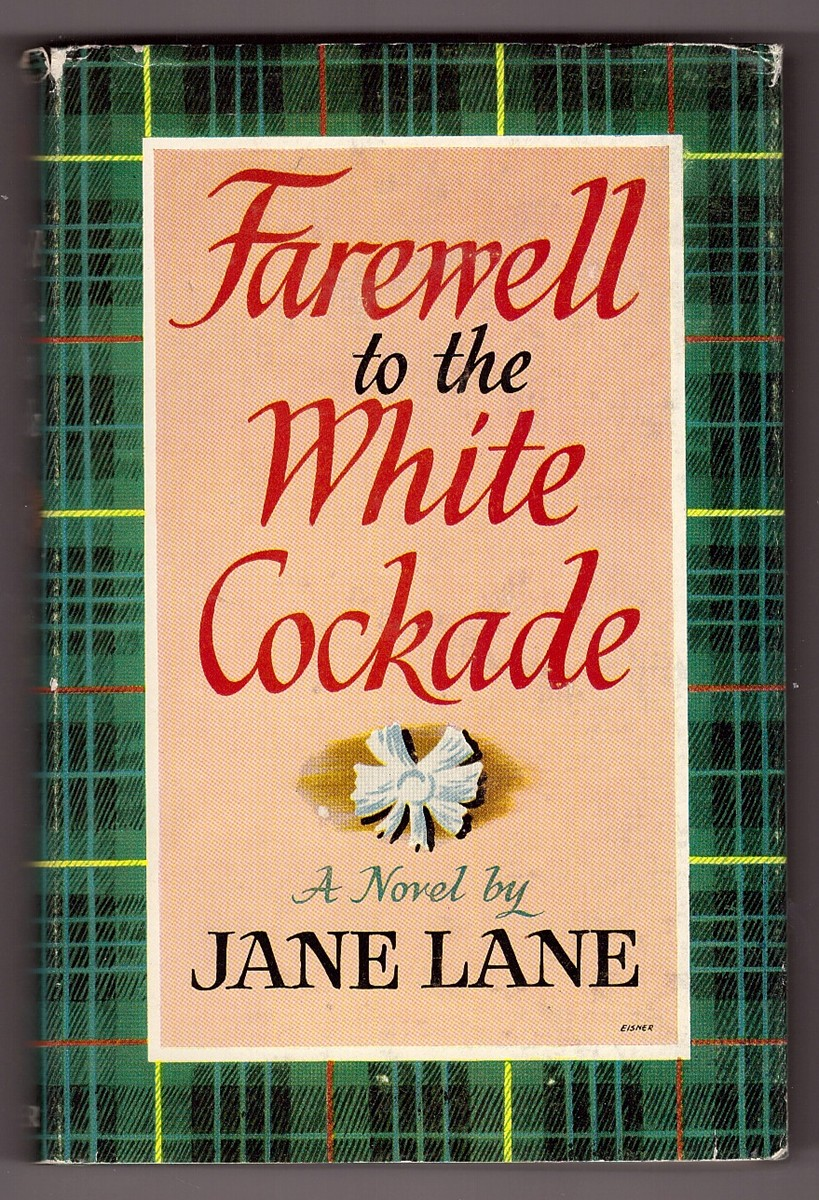 Image for FAREWELL TO THE WHITE COCKADE