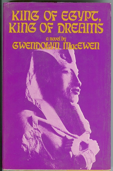 Image for KING OF EGYPT, KING OF DREAMS