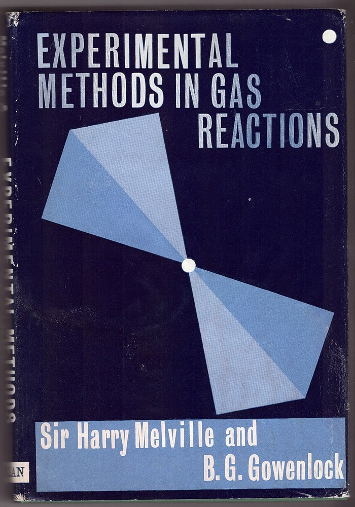 Image for EXPERIMENTAL METHODS IN GAS REACTIONS