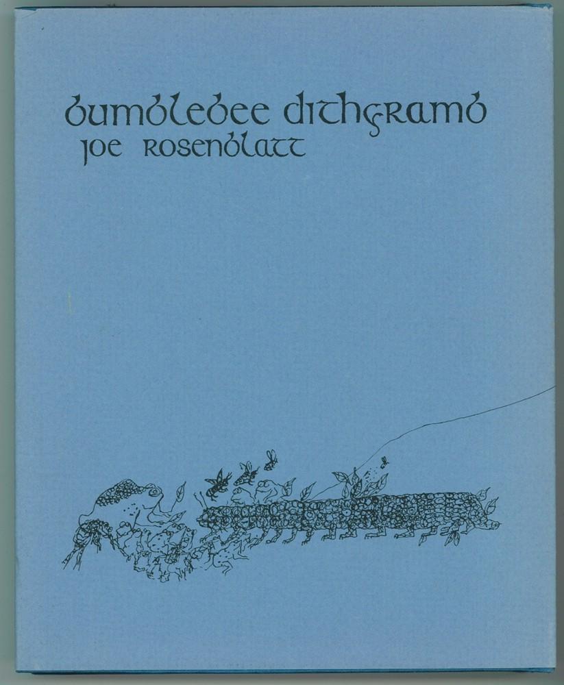 Image for BUMBLEBEE DITHYRAMB