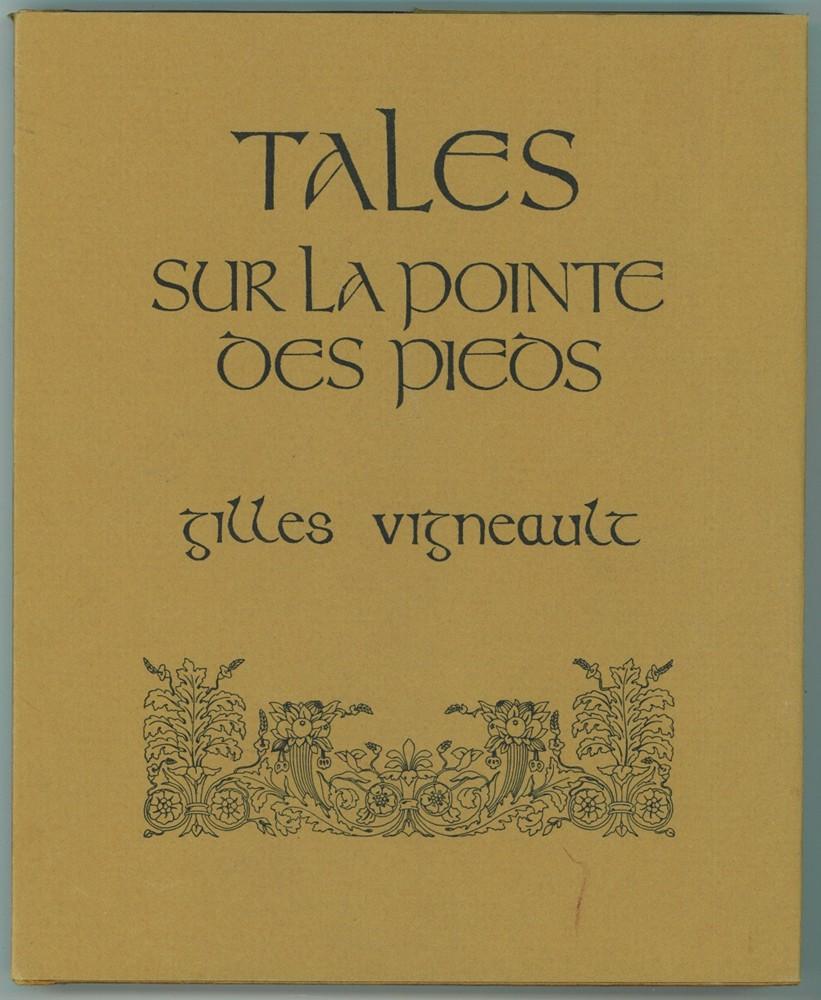 Image for TALES SUR LA POINTE DES PIEDS