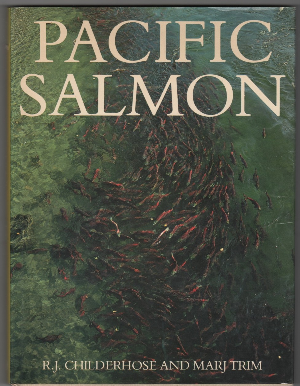 Image for PACIFIC SALMON AND STEELHEAD TROUT