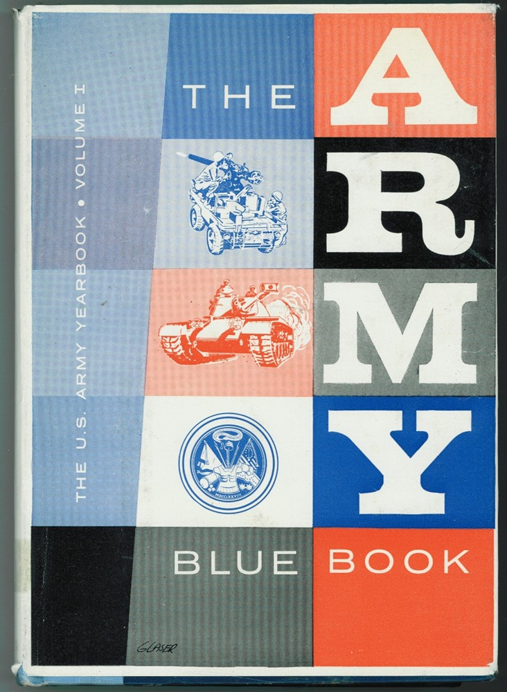 Image for The Army Blue Book 1961 - Volume I