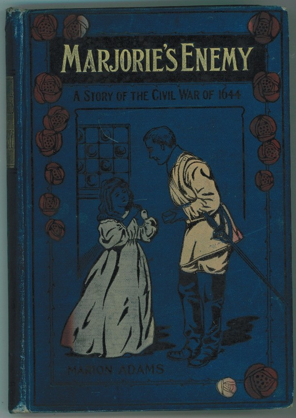 Image for Marjorie's Enemy - A Story of the Civil War of 1644