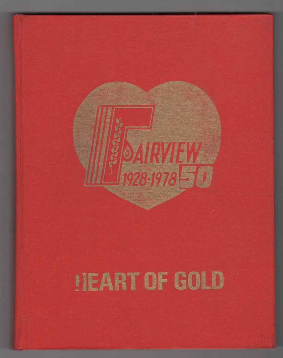 Image for Heart Of Gold Fairview 1928 - 1978