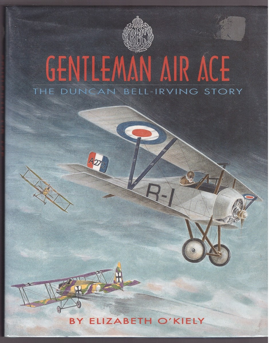 Image for Gentleman Air Ace - The Duncan Bell-Irving Story