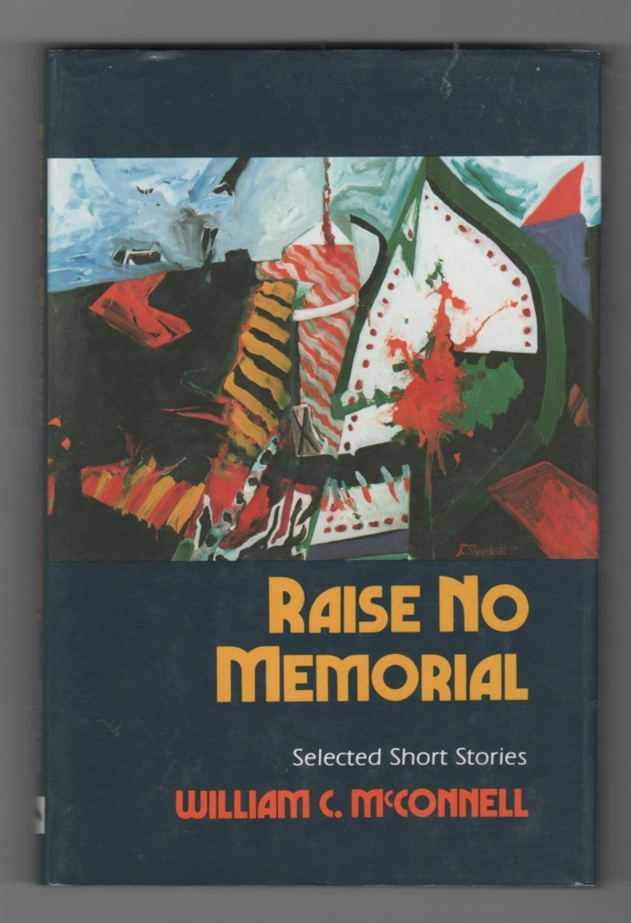 Image for RAISE NO MEMORIAL SELECTED SHORT STORIES