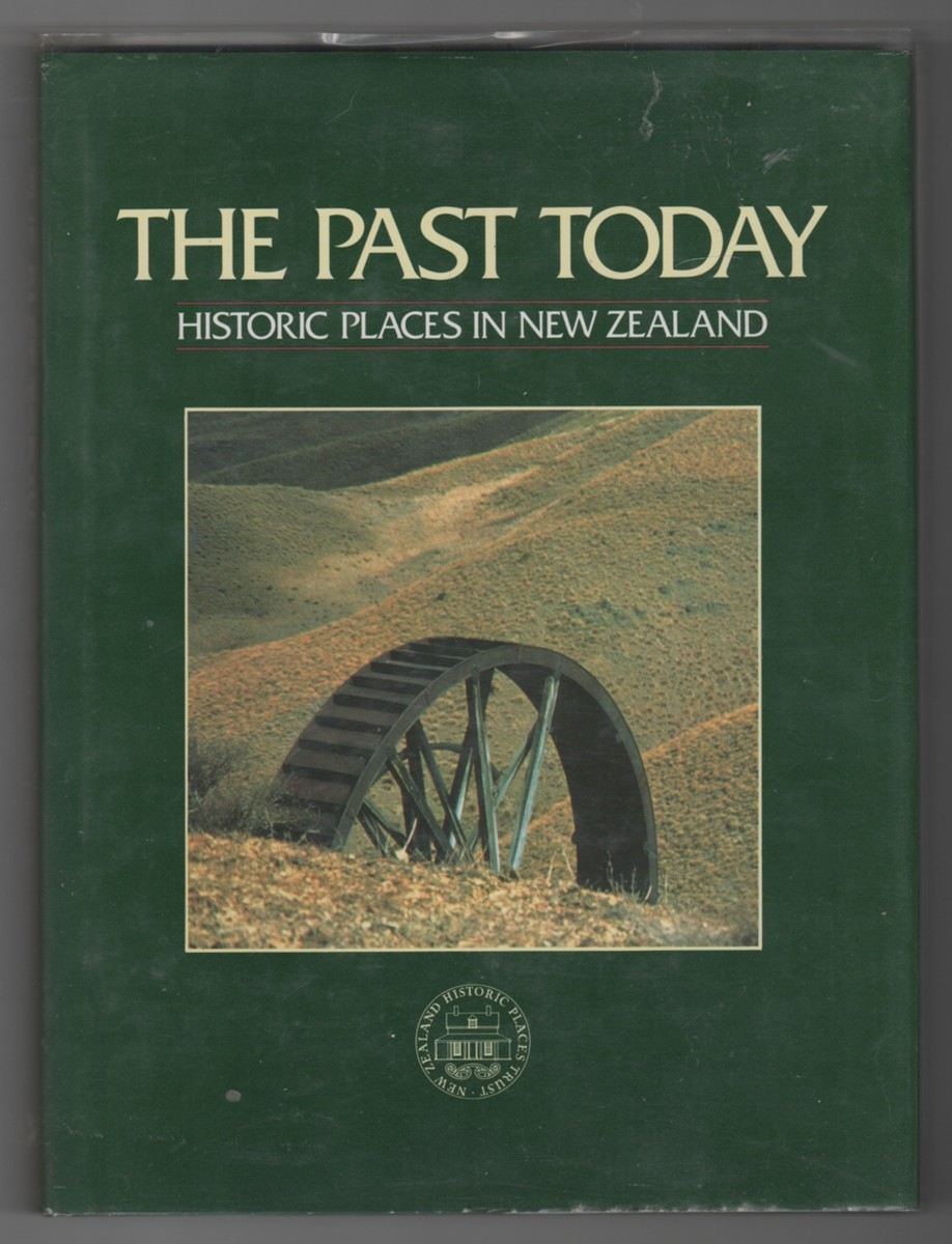Image for The Past Today - Historic Places in New Zealand