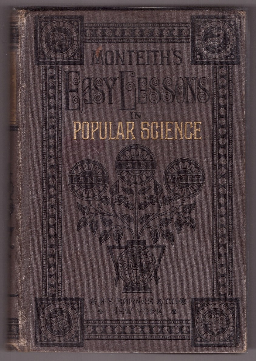 Image for EASY LESSONS IN POPULAR SCIENCE AND HAND-BOOK TO PICTORIAL CHART