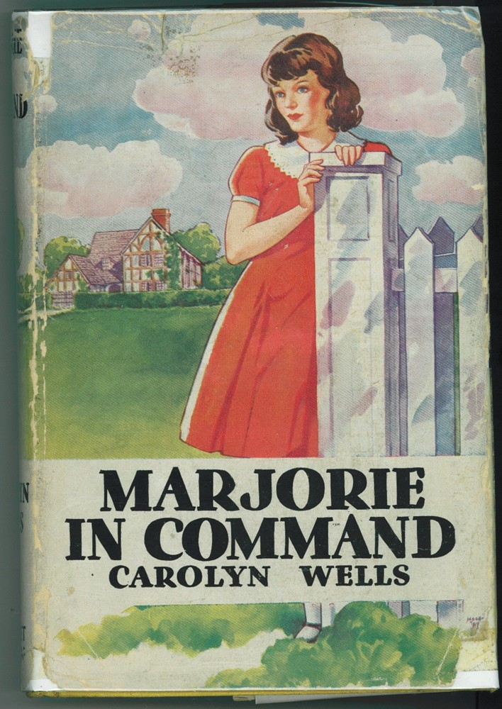 Image for MARJORIE IN COMMAND