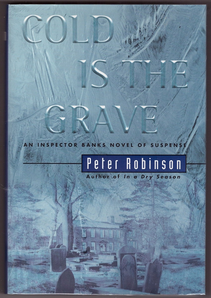 Image for Cold is the Grave