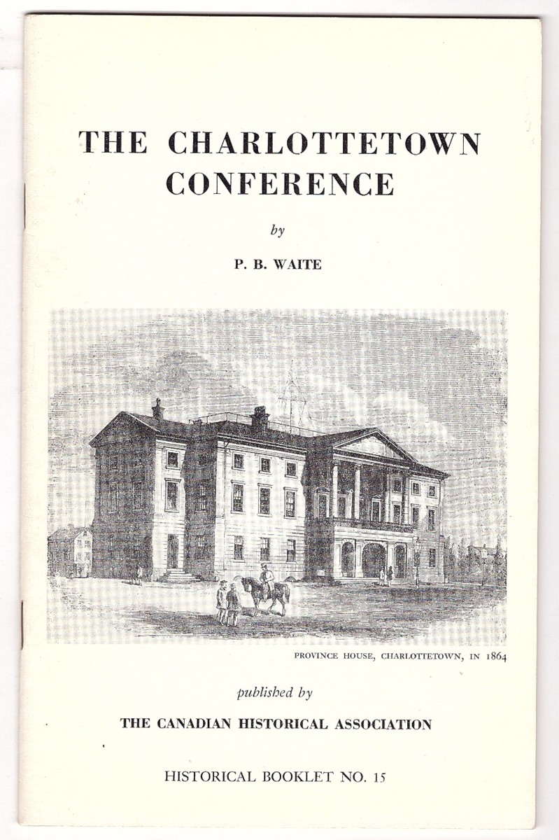 Image for The Charlottetown Conference