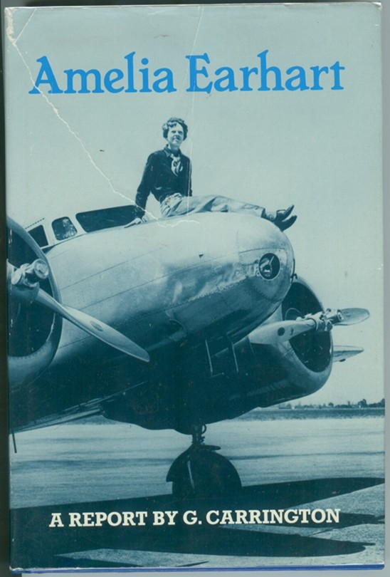 Image for Amelia Earhart; a Report