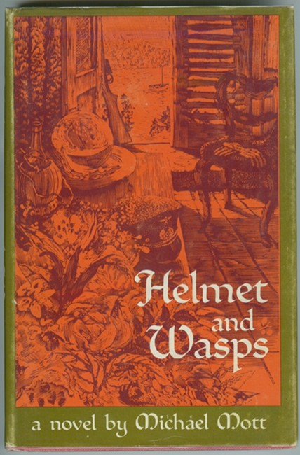 Image for Helmet and Wasps (signed)